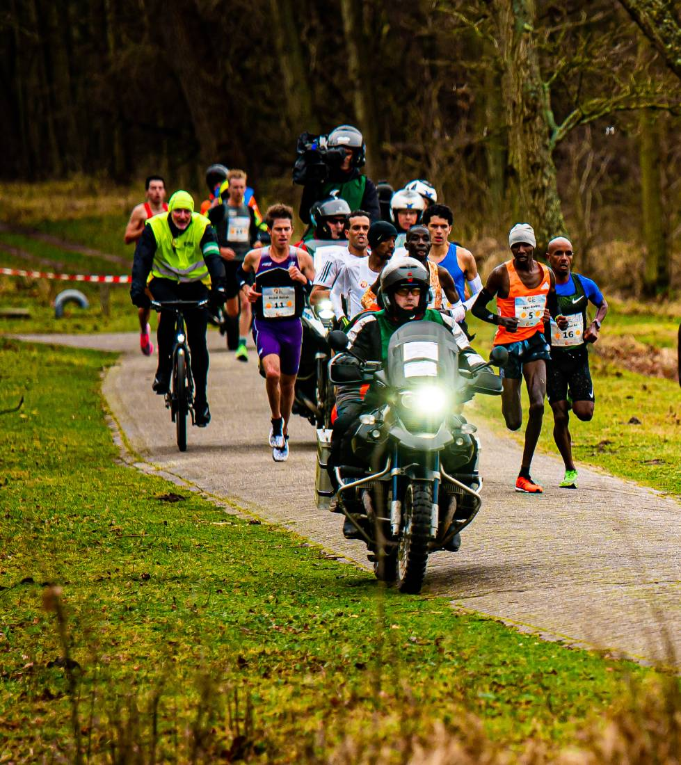 Egmond Halve Marathon - Michel Butter